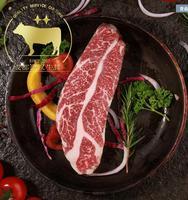 【鑫汉牛排】 澳洲进口谷饲原切牛小排 150g/片 成都牛排